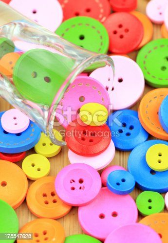 istock Colorful buttons 175547628