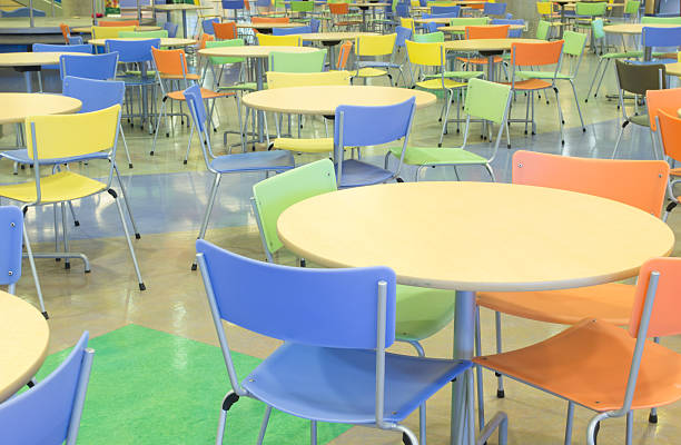 Colorful cafeteria of the childrens hospital picture id136259404?b=1&k=6&m=136259404&s=612x612&w=0&h=kzog42e5jqsqkijcfqr h69 gm3ppi r0813er3ig8s=