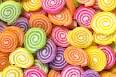istock Colorful candy background 502180256