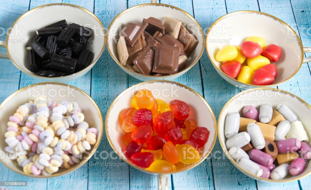 colorful candy colorful candy Candy Stock Photo