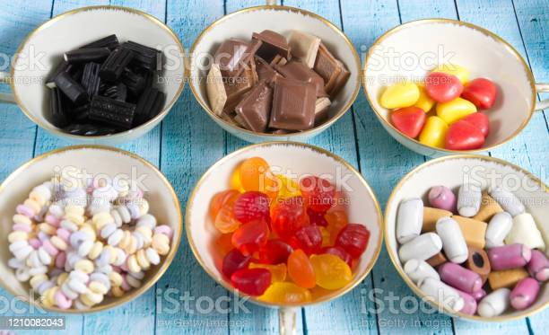 Colorful Candy Stock Photo - Download Image Now