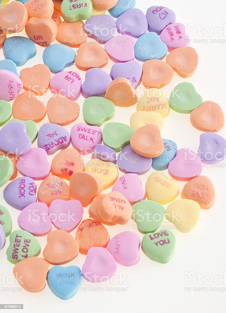 Colorful Candy Pills royalty free stockfoto