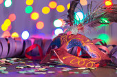 istock Colorful carnival background 627101850