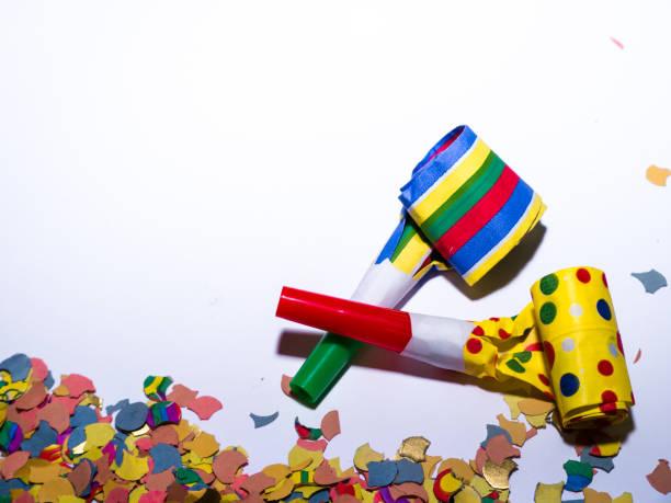 Dekoration der bunten Karneval in Köln, Deutschland – Foto