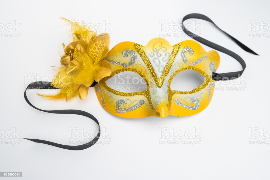 Colorful carnival mask - Royalty-free Acting - Performance Stock Photo