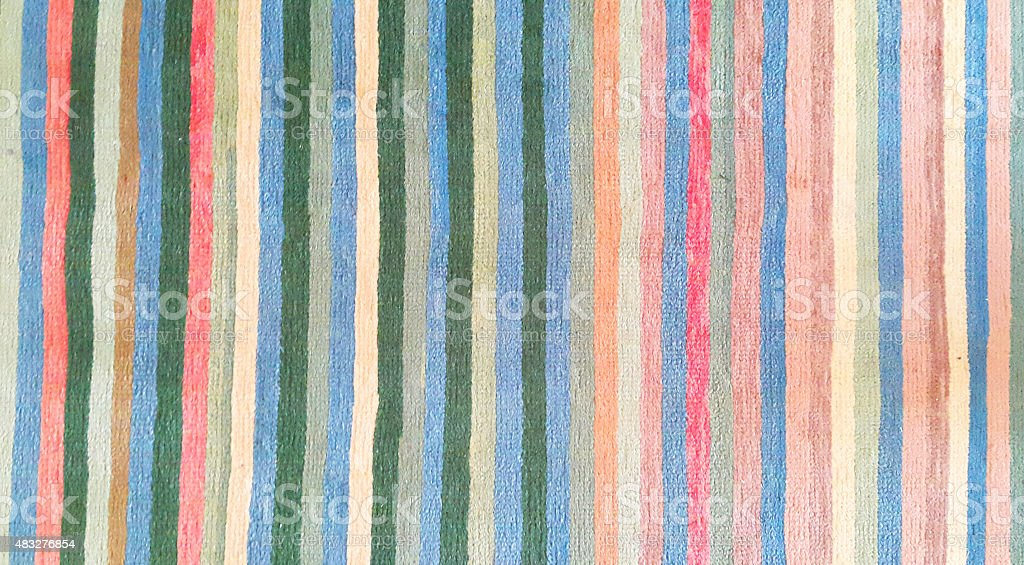 colorful carpet background and texture stock photo