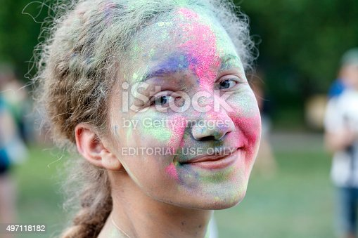 139880782istockphoto Colorful celebration , The festival of colors Holi 497118182