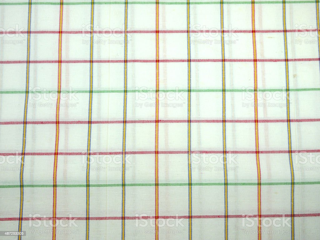 colorful checked and white background pattern stock photo