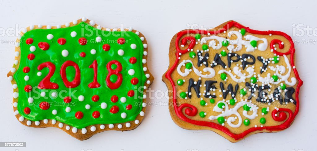 Colorful Christmas Cookies Stock Photo Download Image Now Istock