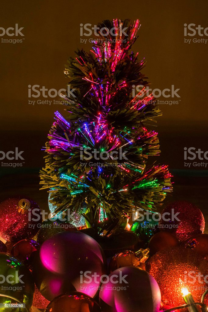 Colorato Natale foto stock royalty-free