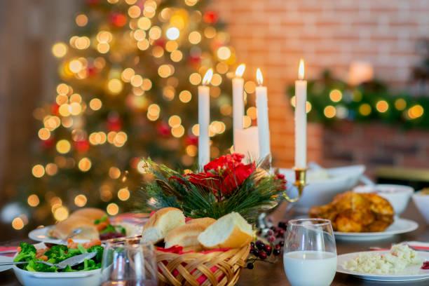 bunte weihnachten brotaufstrich - aufstrich weihnachten stock-fotos und bilder