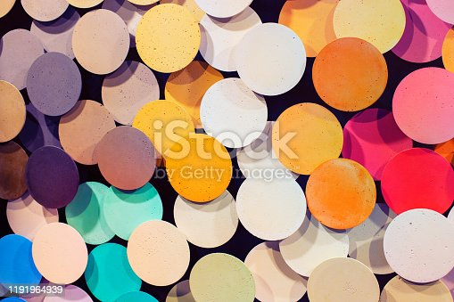 532107582 istock photo Colorful circles 1191964939