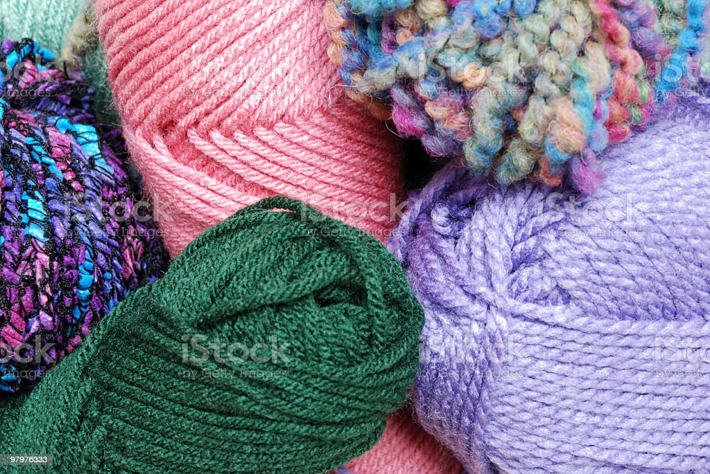 Colorful Closeup 2 royalty-free stock photo