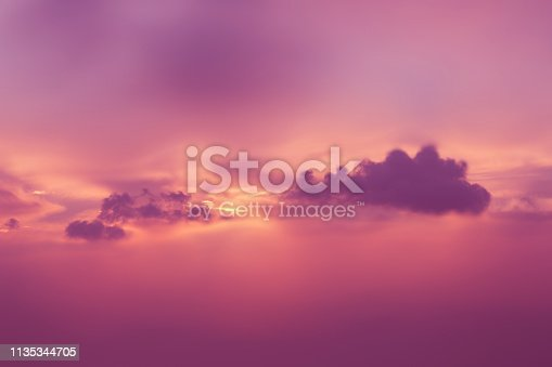 646012098 istock photo Colorful clouds 1135344705
