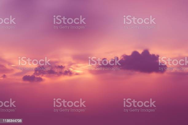 Photo of Colorful clouds