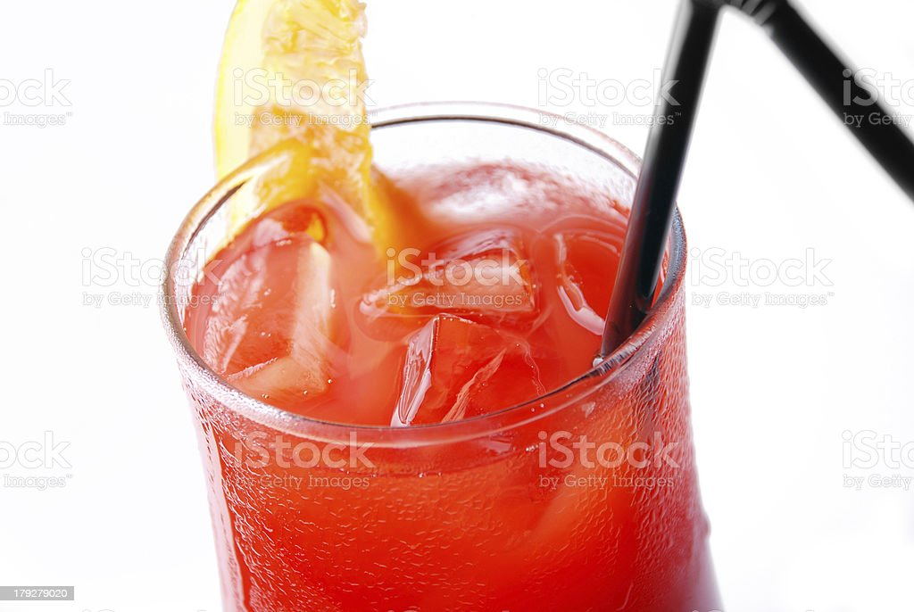 colorful cocktail royalty-free stock photo