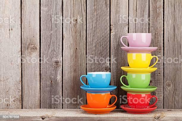 Colorful coffee cups on shelf picture id504787558?b=1&k=6&m=504787558&s=612x612&h=y2zyxnwnd3jbsitgpxgtza4ebakgek6v7 qzgeyxqz8=