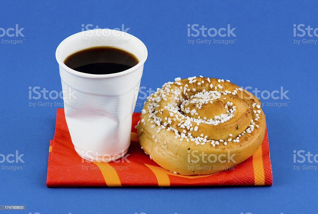 Colorful coffee royalty-free stock photo