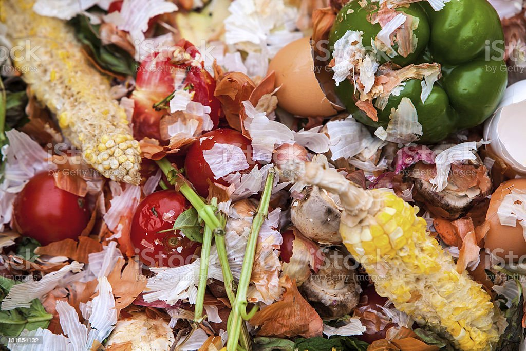 colorful compost background stock photo