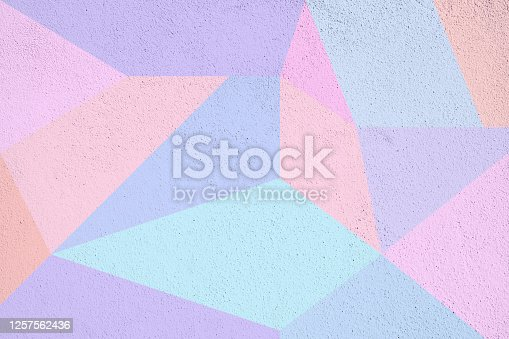 Colorful Concrete painted background texture. Artistic textured backdrop