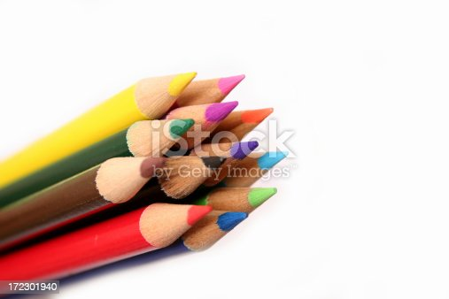 istock Colorful Crayons 172301940