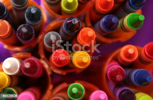 istock Colorful Crayons 89528508