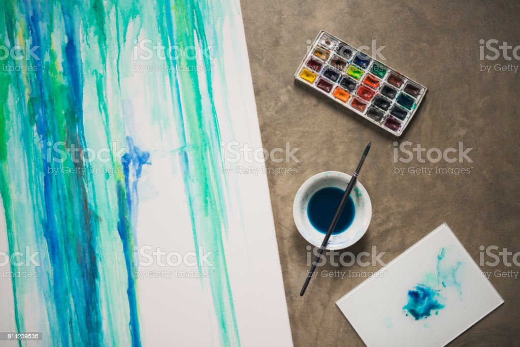 Colorful Creations stock photo