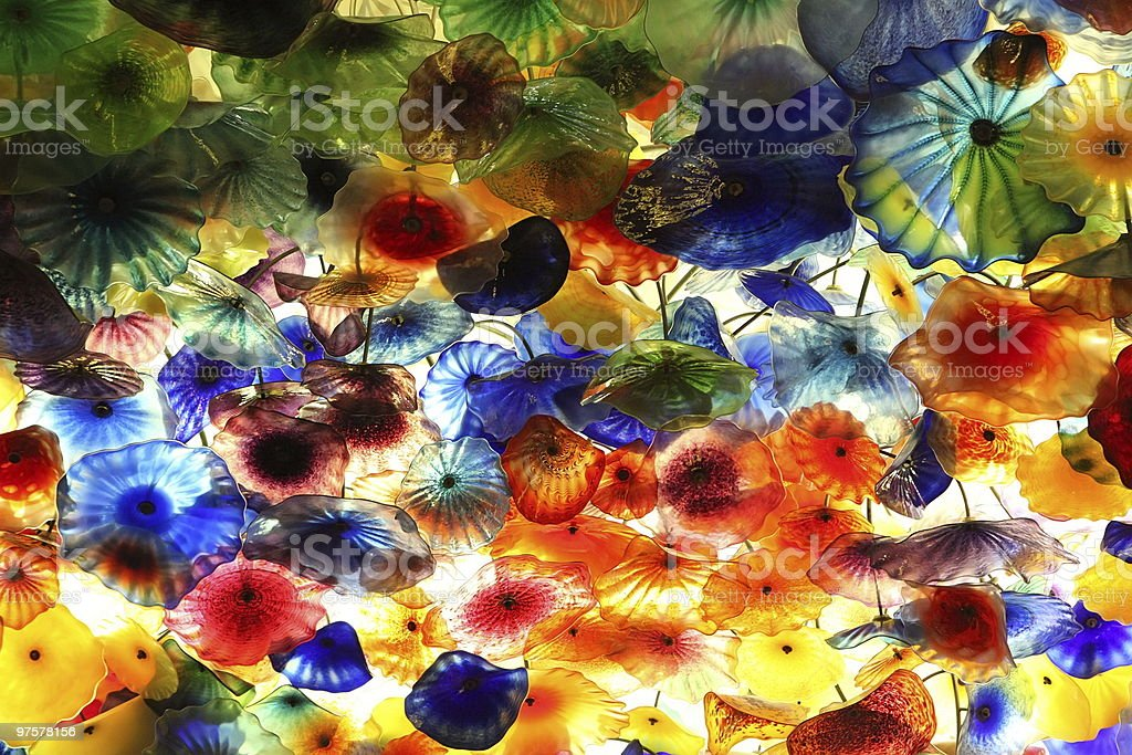 Colorful decoration royalty-free stock photo