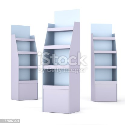 istock colorful displays with shelves 177997001