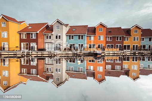 istock colorful district in Groningen 1294580948
