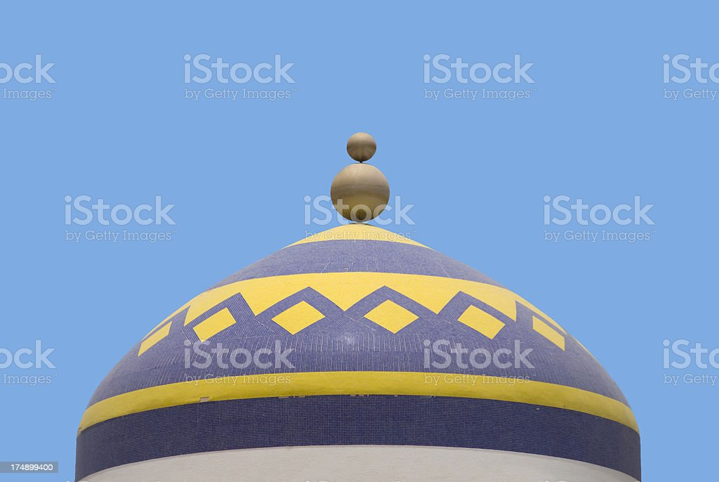 Colorful Dome royalty-free stock photo