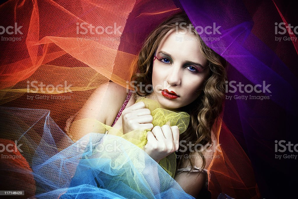 Colorful Dreams royalty-free stock photo