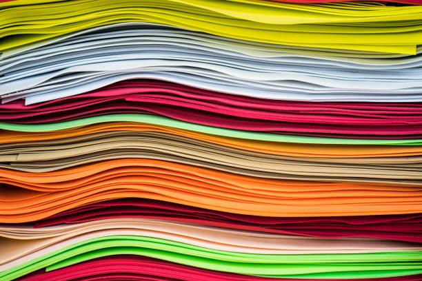 Colores Eva etileno acetato de vinilo suave espuma - foto de stock