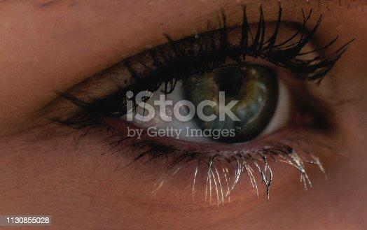 istock Colorful eye 1130855028