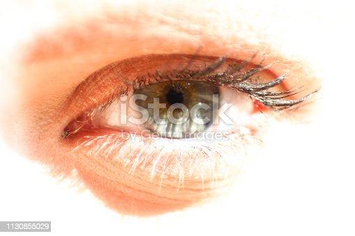 istock Colorful eye 1130855029