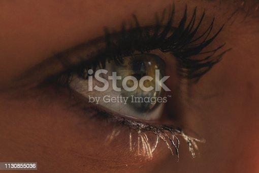 istock Colorful eye 1130855036