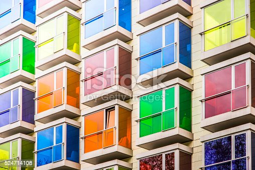 istock Colorful facade 524714108
