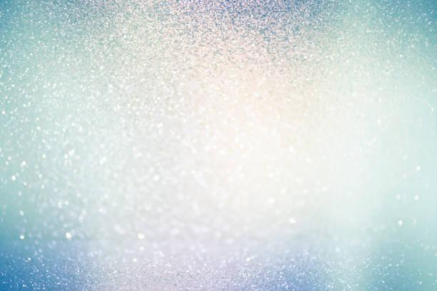 Colorful festive glitter background stock photo
