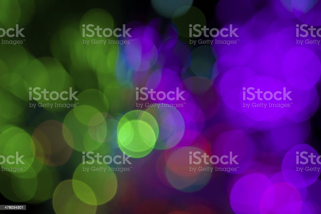 Colorful fiber optical. royalty-free stock photo