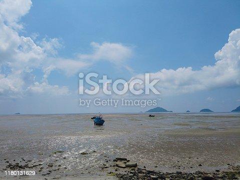Vietnam,Condao,Shipping, Anchored, Beach, Business