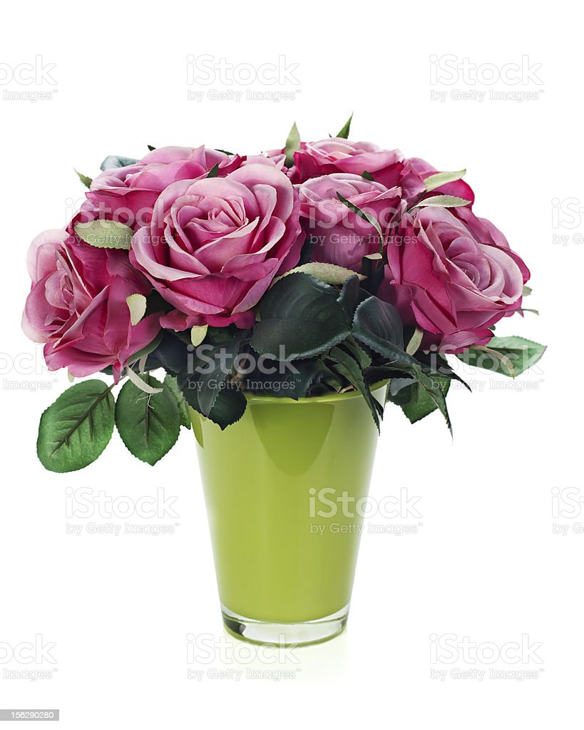 colorful flower bouquet from roses arrangement centerpiece in va royalty-free stock photo