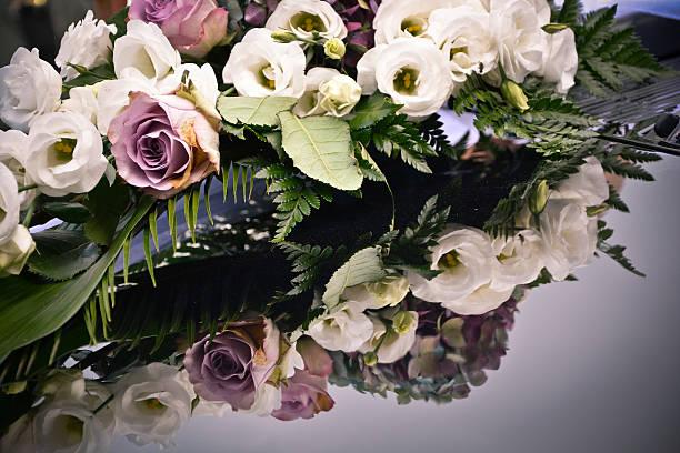 Bunte Blumen Blumenstrauß – Foto