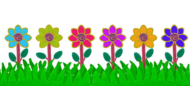 Colorful flower on grass field made from plasticine picture id529994073?b=1&k=6&m=529994073&s=612x612&w=0&h= j5td5nvf0azyc4mlmuqcfh0q xlhichrijwtgmw9ig=
