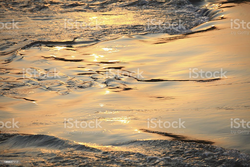 """Colorful flowing water """"Colorful flowing waterPlease refer to my flowing Water pictures,thanks."""" Backgrounds Stock Photo"""