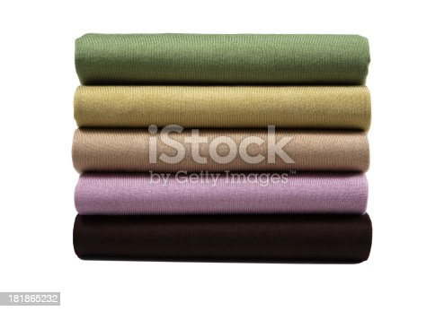 186826582 istock photo colorful folded clothes 181865232