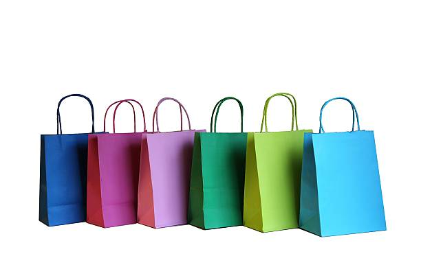 Royalty free gift bag pictures images and stock photos istock colorful gift bags stock photo negle Image collections