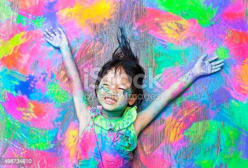 istock colorful girl 498734610