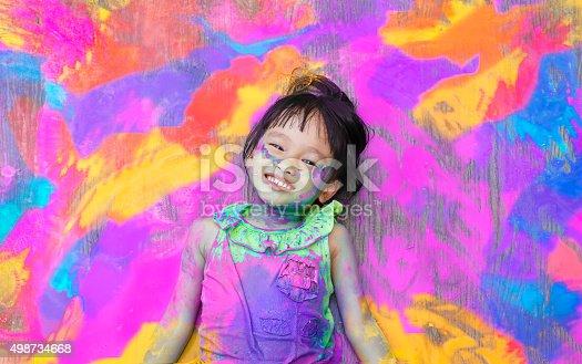 istock colorful girl 498734668