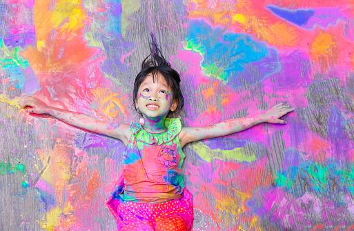 istock colorful girl 498734754