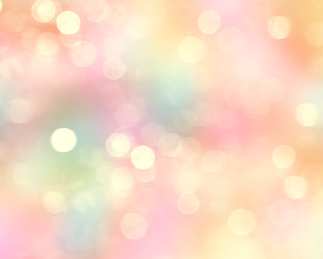 istock Colorful glitter blurred Easter spring background. 656386758